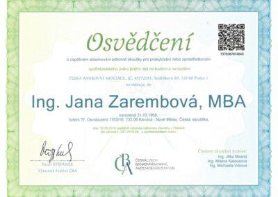 Jana.Zarembova-certifikace-Prodej.penze